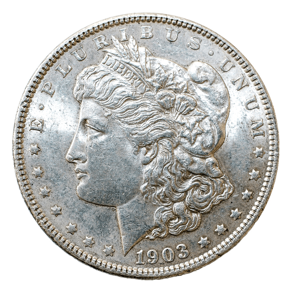 Currency silver morgan dollar - Elmhurst Coin Dealers
